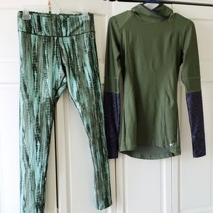 BCG Workout Outfit